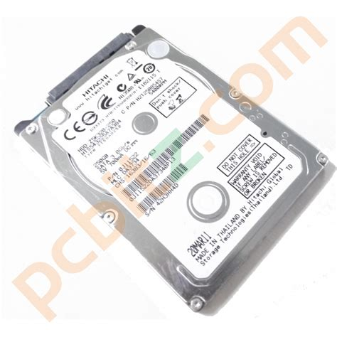 Hardisk Laptop Hitachi 250gb hitachi hts543225a7a384 thin 250gb sata 2 5 quot laptop