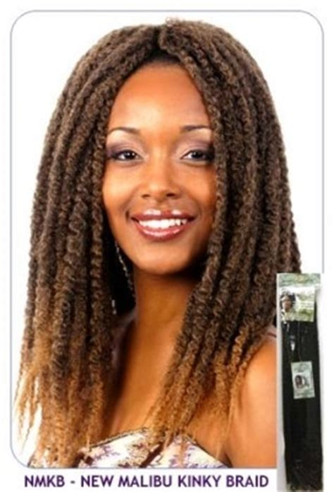 hip hop braid new malibu kinky hip hop twist braid