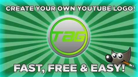 design your own youtube icon diy create your own professional youtube logo fast free