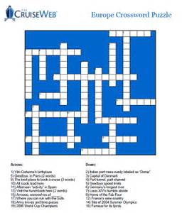 some tips for solving crossword puzzles