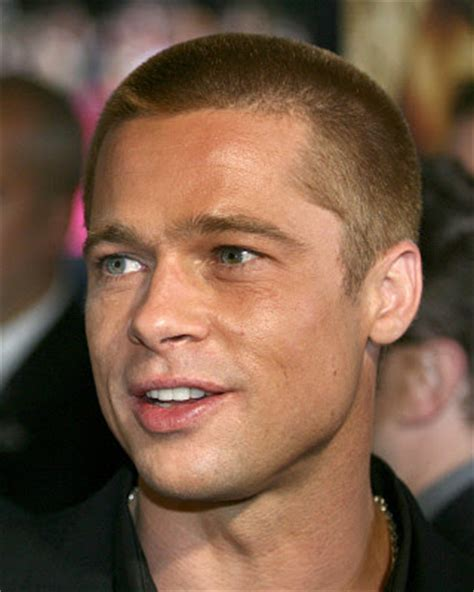 Hair & Tattoo Lifestyle: Brad Pitt Many Hairstyle and Haircut