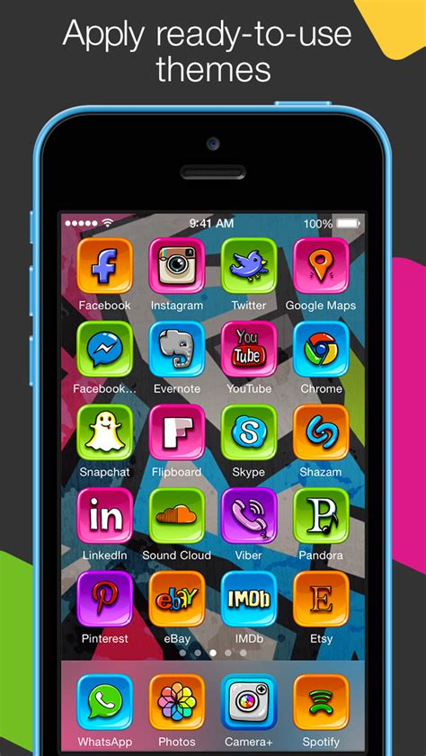 themes for iphone apps app icons free cool icon themes backgrounds