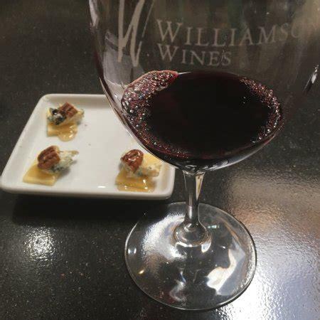 williamson wines tasting room 希爾茲堡 加州 williamson wines tasting room 旅遊景點評論