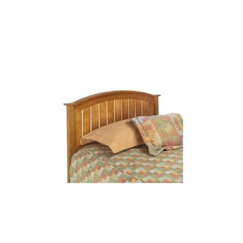 maple twin headboard pemberly row twin panel headboard in maple pr 876 39399