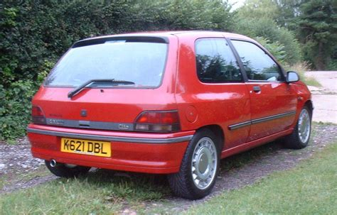 renault hatch renault clio hatchback 1991 1998 photos parkers