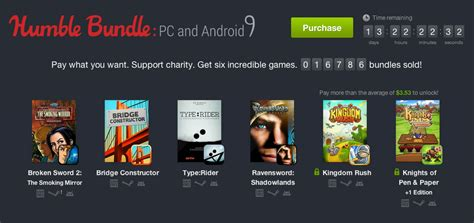 bundle android humble bundle pc and android 9 is live offers 6 great drm free for charity