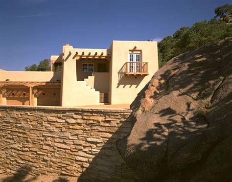 pueblo revival houses in santa fe restoration design new home builder design build contractors architects