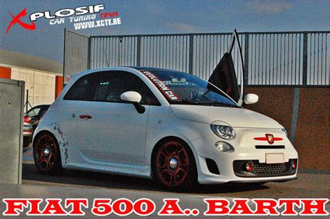 fast fiat 500 fast tuningmag l automobile et sa personnalisation on