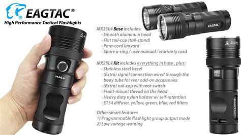 Ic Charger Smb345 1850 Universal eagletac mx25l4 flashlight sst 90 kit w 4x 3400mah batteries d4 charger ebay