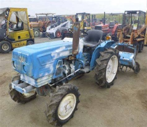 mitsubishi tractor d1600fd n a used for sale