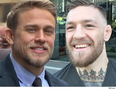 Character Tables Charlie Hunnam Modeled King Arthur After Conor Mcgregor
