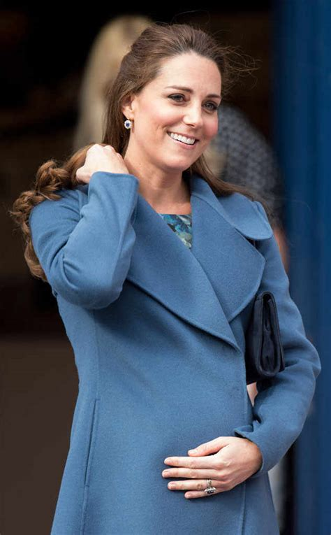 kate middleton pregnant kate middleton flashes her gray hair and we love