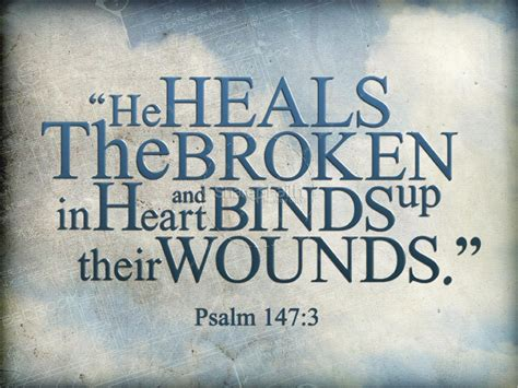 he heals the brokenhearted living and loving after rejection books restoration christian powerpoints powerpoint sermons