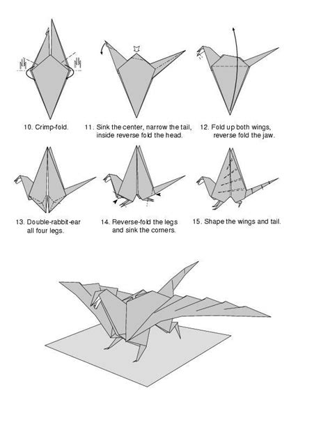 How To Make An Origami Dragonfly - how to make origami origami origami