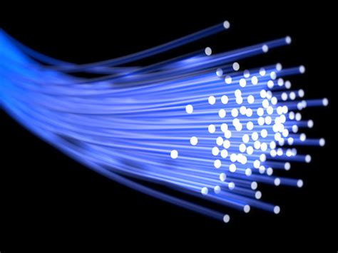Fiberoptic Ls by Is The Beginning To Reach Its Limits The Daily