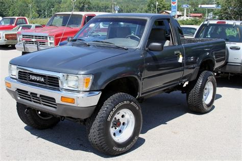 1990 Toyota 4x4 1990 Toyota 4x4 Mitula Cars