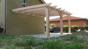 pergolas bois terrasses bois au sur mesure