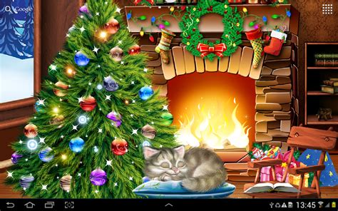 hot live themes christmas live wallpaper android apps on google play