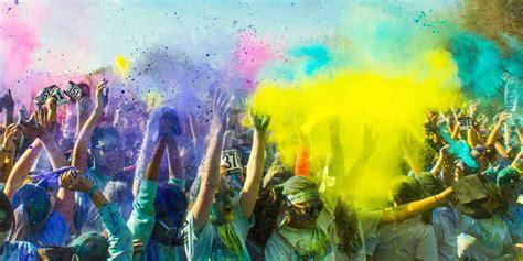 the color vibe color vibe la corsa in cui si parte vestiti di bianco e