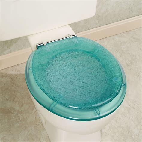 teal toilet seat cover vesta teal decorative toilet seat