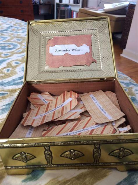 Long Dista E Relationship Boyfriend Gift Memory Box