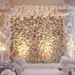 25 best ideas about wedding wall decorations on