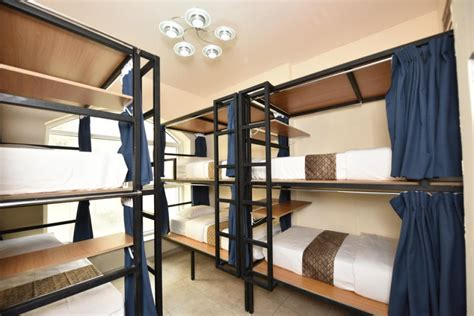 backpacker  hostel bed space  al barsha dubai croozi