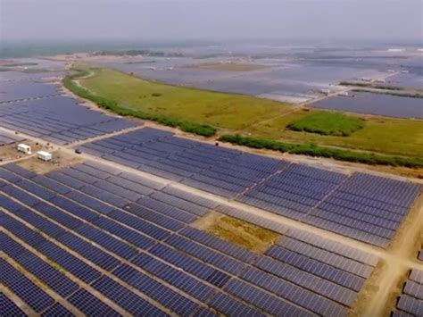 India Owns World S Largest Solar Power Plant Believe It