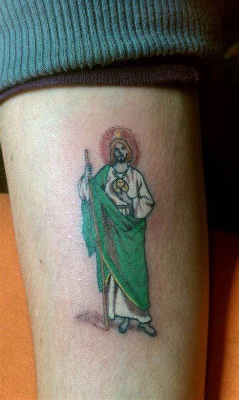 san judas tadeo tattoos pin tatuaje san judas tadeo religion pictures on