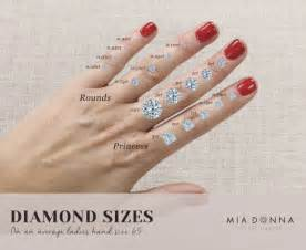 wedding ring size sizes archives miadonna miadonna