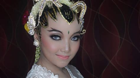 tutorial makeup pengantin paes ageng close up tutorial makeup jogja paes ageng youtube