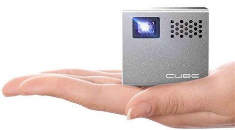 Proyektor Rif6 Cube Best Portable Pico Projector Reviews 2017 2018 Techy