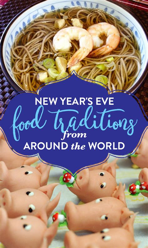 7 joyous new year s food traditions from around the world