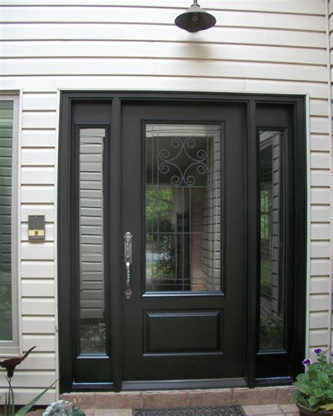 exterior entry doors fiberglass entry door gallery the front door company