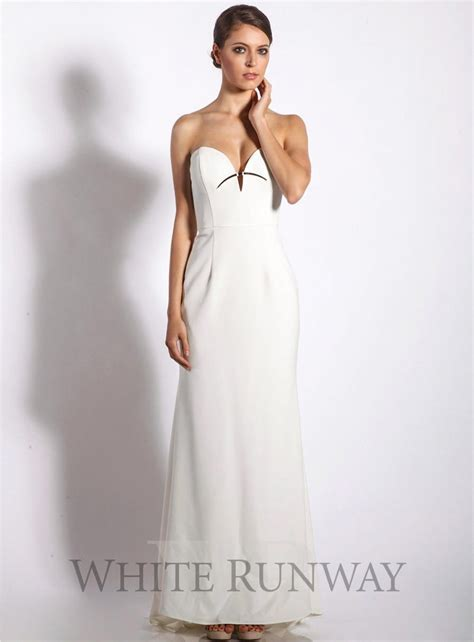 Nara Dress 2 by Nara Strapless Dress