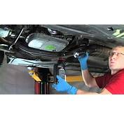 Part 2 Changing Automatic Transmission Fluid &amp Filter On