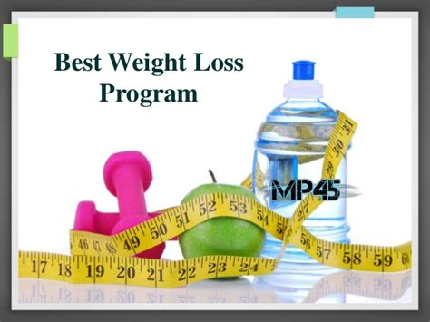 a weight loss program consumer reviews best weight loss programs
