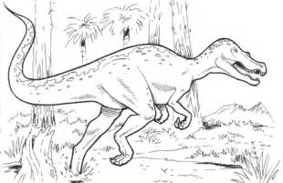 coloriage dinosaure baryonyx coloriages 224 imprimer