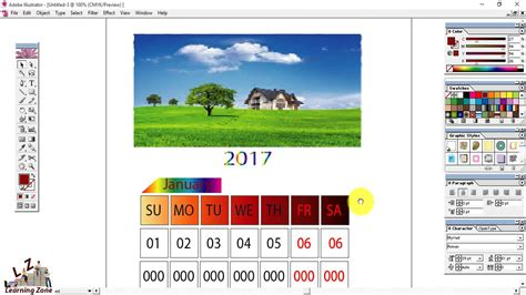 make calendar design how to create a beautiful calendar design format in adobe