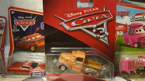 Disney Pixar Cars 3 Smokey 2017 disney pixar cars 3 smokey