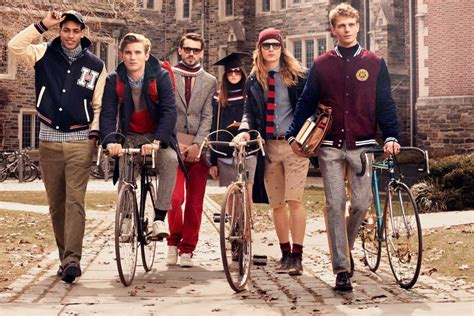 tommy hilfiger ad caign tommy hilfiger fall 2013 caign enlists a preppy cast by