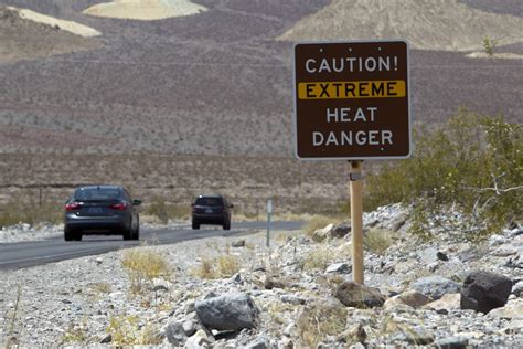 Valley Record High Us Heatwave Las Vegas Dies During Record Breaking
