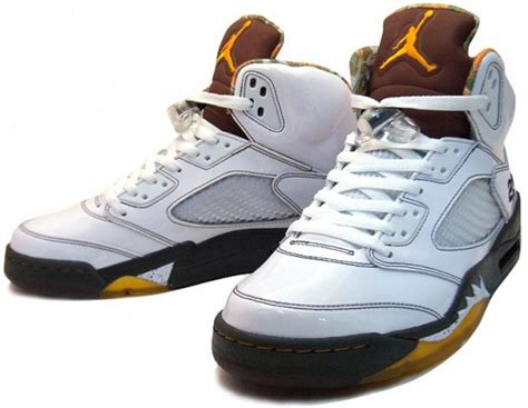 air v 5 retro of defense limited edition