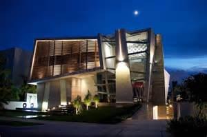 Unique house design of casa gomez by so studio