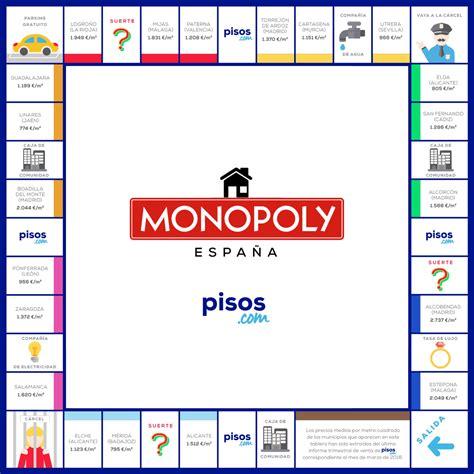 cuanto cuesta adquirir una vivienda en las ciudades del nuevo monopoly espana pisos al