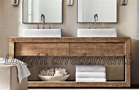 mobili da bagno in legno mobili per bagno legno design casa creativa e mobili