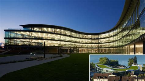 google design building google s new green cus will be designed by german