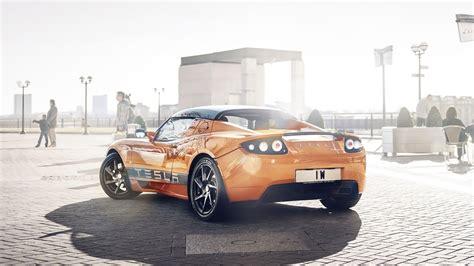 Tesla Roadster Wallpaper Tesla Roadster Wallpapers Hd