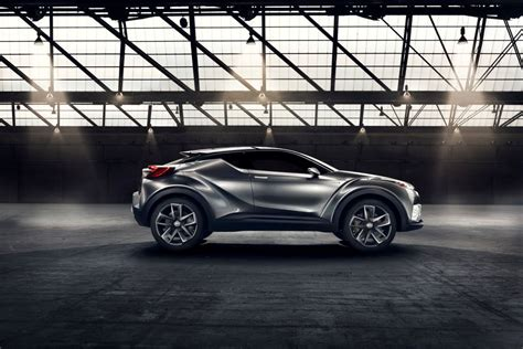 Toyota Future Model Toyota 2016 C Hr Toyota S Up High For C Hr Goauto
