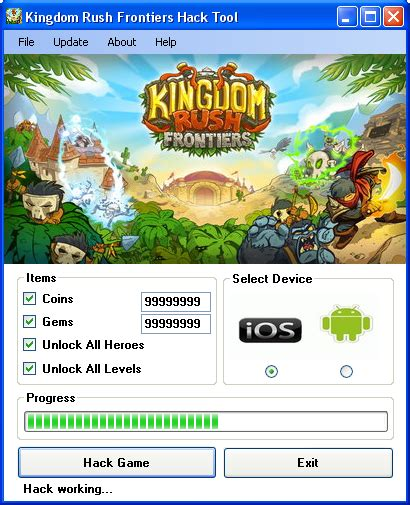kingdom rush frontiers hacked full version download kingdom rush frontiers hack updated kingdom